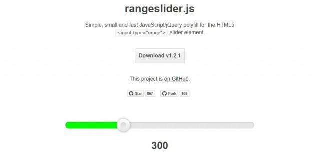 rangeslider.js