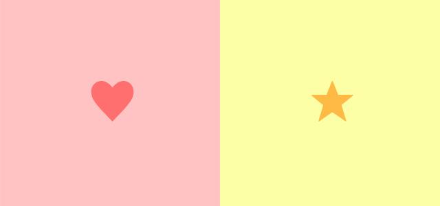 heart-star